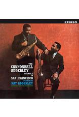 The Cannonball Adderley Quintet Featuring Nat Adderley - The Cannonball Adderley Quintet In San Francisco LP (Reissue)