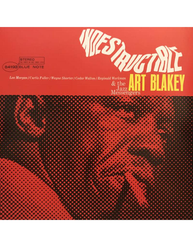 Art Blakey & The Jazz Messengers - Indestructible! LP (2019 Blue Note 80 Reissue)