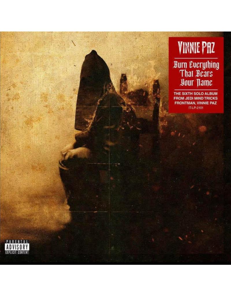 Vinnie Paz - Burn Everything That Bears Your Name 2LP (2021)