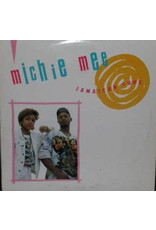 """(VINTAGE) Michie Mee - Jamaican Funk 12"""" [Cover:VG,Disc:NM](1990,Canada)"""