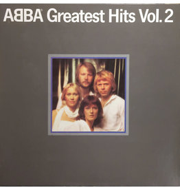 (VINTAGE) ABBA - Greatest Hits Vol. 2 LP [MINT] (1979,Canada), Compilation