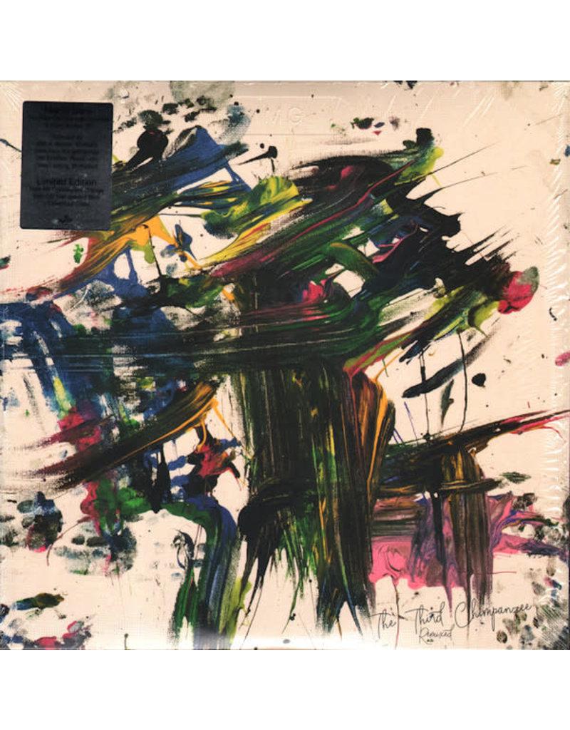 "Martin Gore - The Third Chimpanzee Remixed 2x12"" (2021), Blue/Orange"