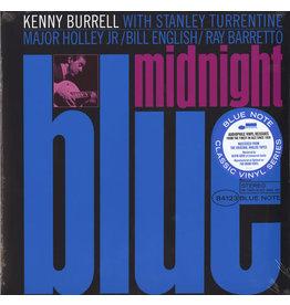 Kenny Burrell - Midnight Blue LP (2021 Blue Note Classic)