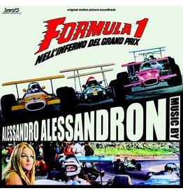 Alessandro Alessandroni - Formula 1 Nell'Inferno Del Grand Prix LP (2021), Limited 500