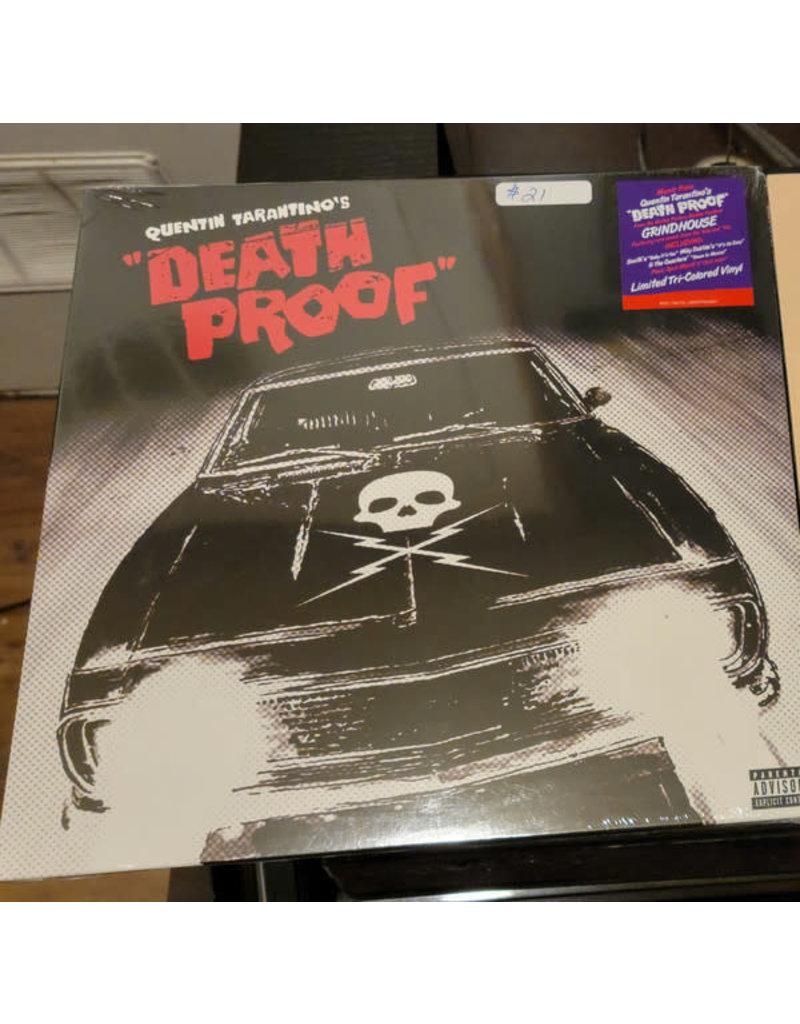 "V/A - Quentin Tarantino's ""Death Proof"" OST LP (2021)e, Tri-Color (Red, Black, Clear)"