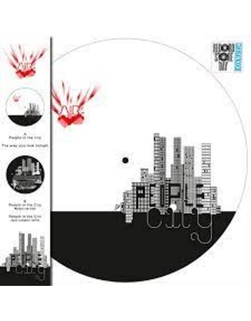 AIR - People In the City LP, Picture Disc [RSD2021]