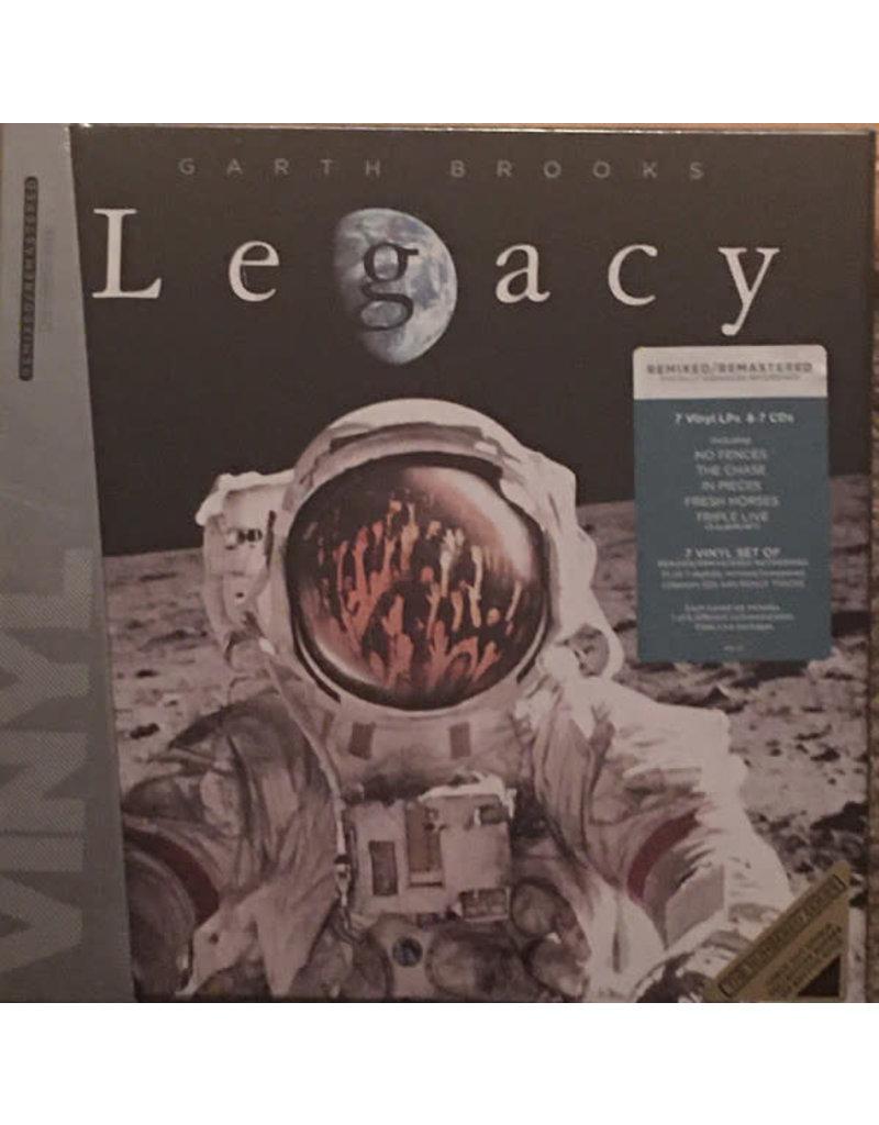 Garth Brooks - Legacy - Remixed / Remastered 7LP+7CD
