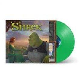 Harry Gregson-Williams and John Powell - Shrek OST LP [RSD2021], 20th Anniversary, Neon Green Vinyl