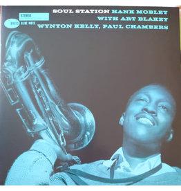 Hank Mobley - Soul Station LP (2021 Blue Note Classic Reissue), 180g