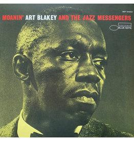 Art Blakey & The Jazz Messengers - Moanin' LP (2021 Blue Note Classic Reissue), 180g