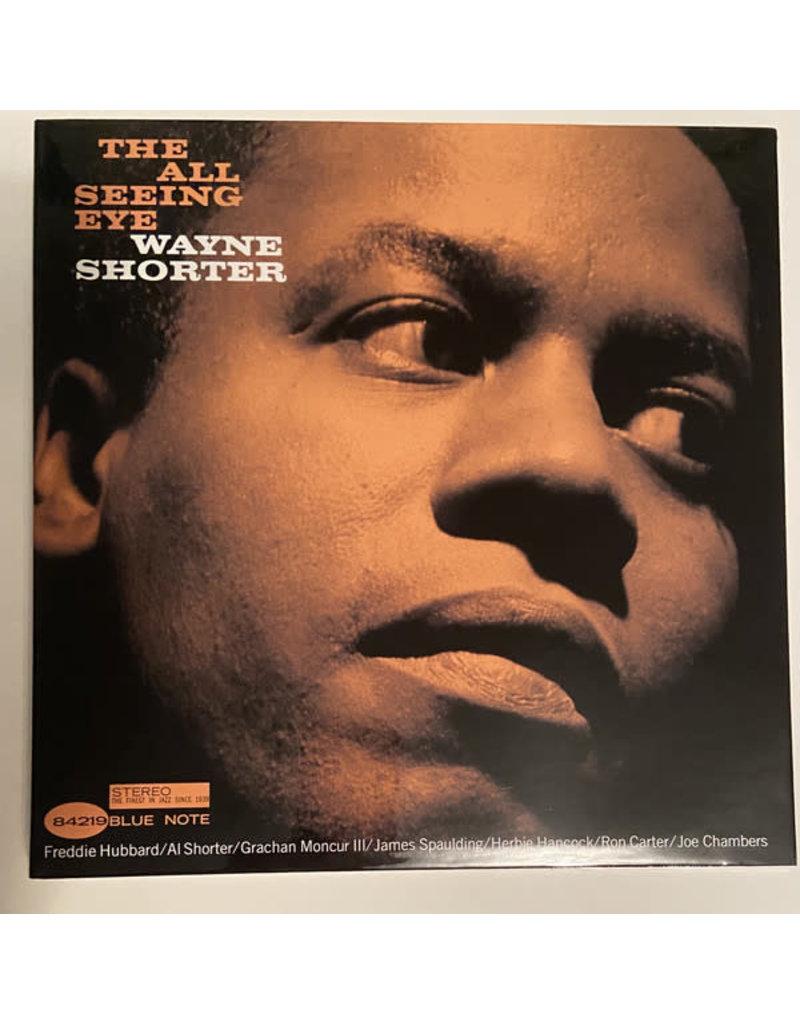 Wayne Shorter - The All Seeing Eye LP (2021 Blue Note Tone Poet Reissue)
