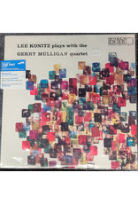 Lee Konitz Plays With The Gerry Mulligan Quarte - Lee Konitz Plays With The Gerry Mulligan Quartet LP (2021 Blue Note Tone Poet Reissue)
