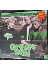 Green Day - Live In New Jersey 1992 LP (Reissue)