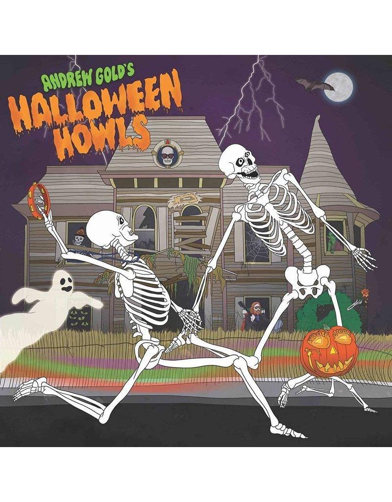 Andrew Gold – Andrew Gold's Halloween Howls LP
