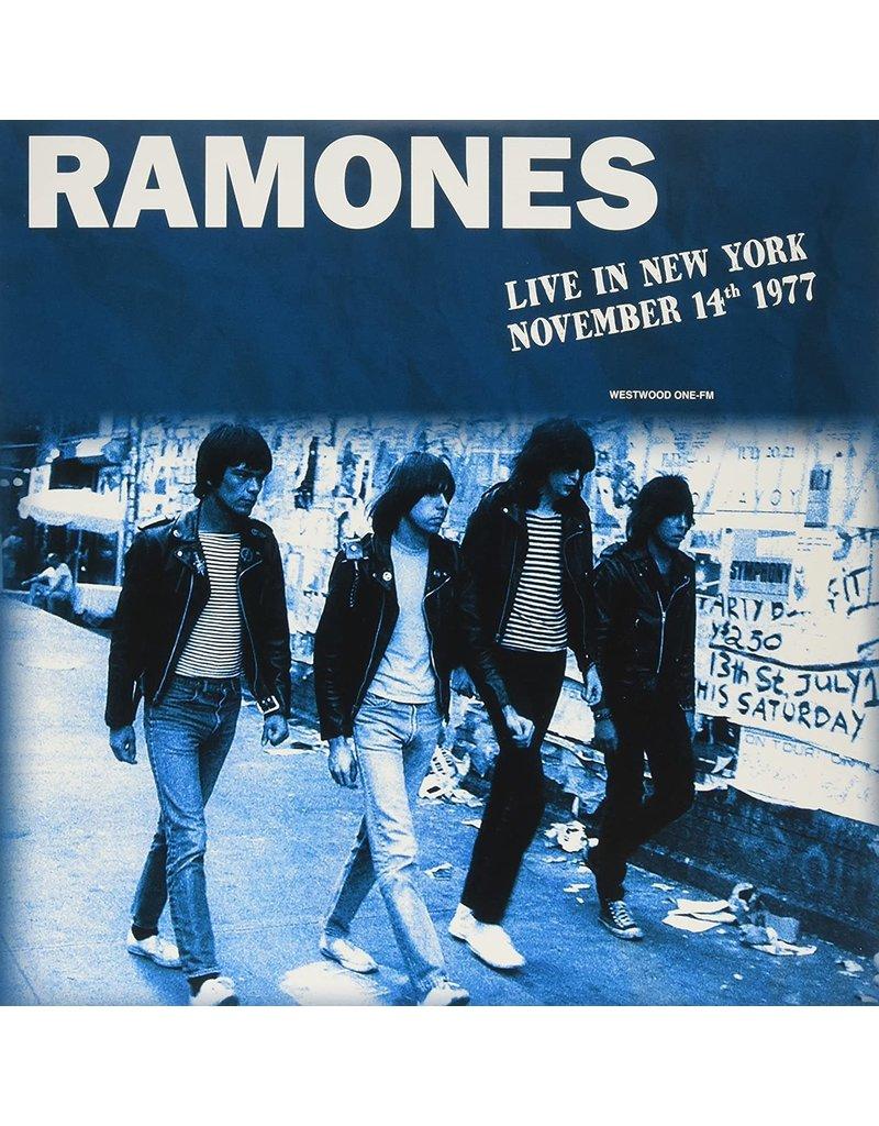 Ramones – Live In New York November 14th 1977 LP