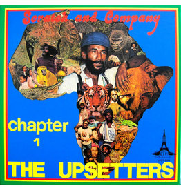 """RG V/A - Scratch And Company - Chapter 1 The Upsetters 3x10"""" BOX SET"""