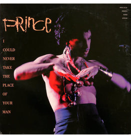 """(VINTAGE) Prince - I Could Never Take The Place Of Your Man 12"""" [Cover:NM,Disc:VG+] (1987,Canada)"""