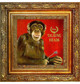 (VINTAGE) Talking Heads - Naked LP [Cover:VG,InnerSleeve:VG+,Disc:VG] (1988,Canada)
