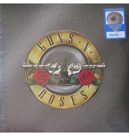 Guns N' Roses - Greatest Hits 2LP (2020 Compilation), Paradise City Splatter