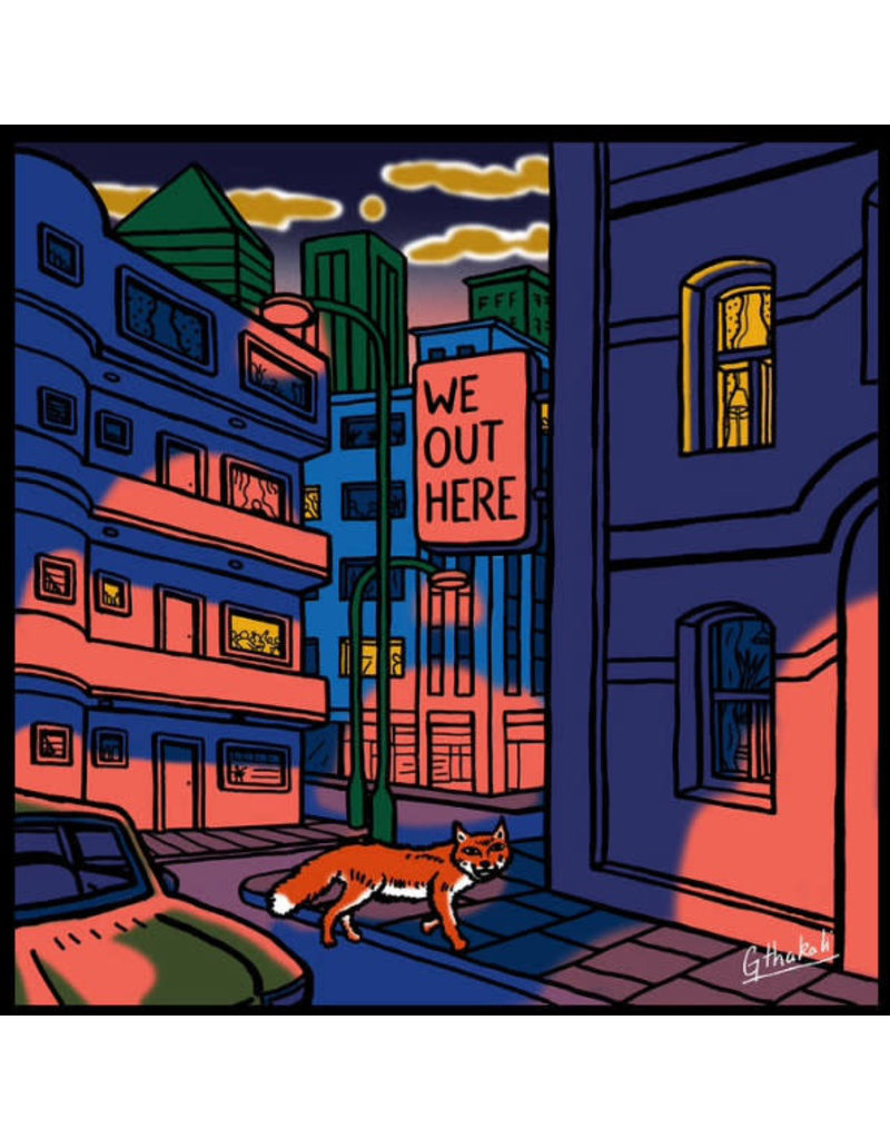 V/A - We Out Here 2LP (2018 Compilation)