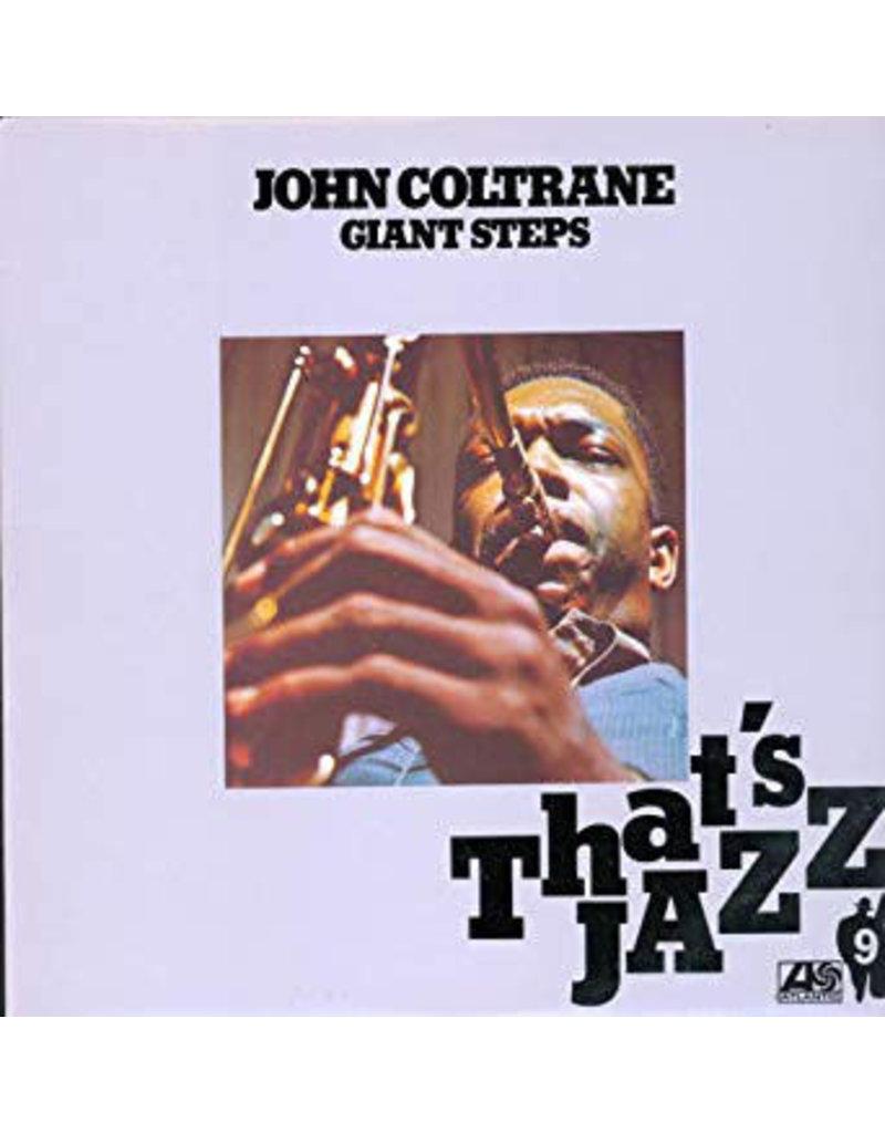 (VINTAGE) John Coltrane - Giant Steps LP [Cover:VG+,Disc:VG+] (1976 Reissue, Canada)