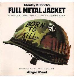 (VINTAGE) V/A -  Stanley Kubrick's Full Metal Jacket OST LP [Cover:VG,Disc:VG+] (1987,Canada)
