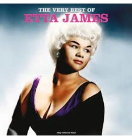Etta James - Very Best Of 2LP (2021), Coloured Vinyl, 180g