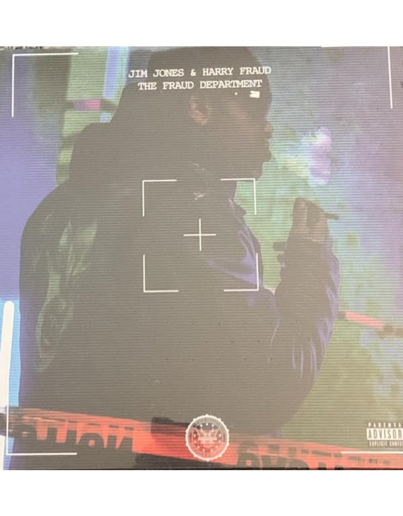 Jim Jones & Harry Fraud - The Fraud Department LP (2021), Coke Bottle Clear