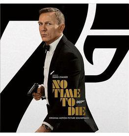 Hans Zimmer - No Time To Die (James Bond) OST 2LP (2021), White Vinyl