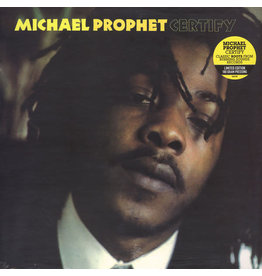 RG Michael Prophet – Certify LP