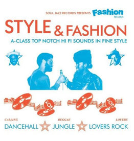 Various – Style & Fashion (A-Class Top Notch Hi Fi Sounds In Fine Style) 3LP