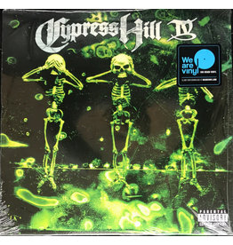 HH Cypress Hill – IV 2LP