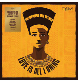 Various – Love Is All I Bring - Reggae Hits And Rarities By The Queens Of Trojan 2LP