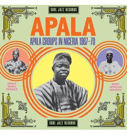 Various – APALA: Apala Groups In Nigeria 1967-70 2LP