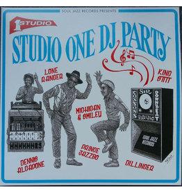 Various – Studio One DJ Party 2LP