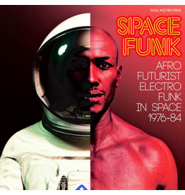 Various – Space Funk (Afro Futurist Electro Funk In Space 1976-84) 2LP