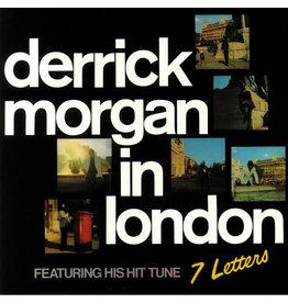 RG Derrick Morgan – Derrick Morgan In London LP