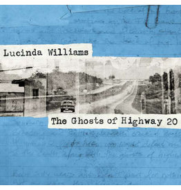 Lucinda Williams - The Ghosts Of Highway 20 2LP (2016)