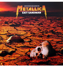 RK Metallica - Exit Sandman (Color) LP
