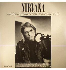 RK Nirvana – Broadcasting Live KAOS-FM April 17th, 1987 & SNL-TV 1992 LP