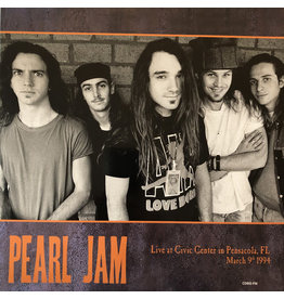 RK Pearl Jam – Live At Civic Center In Pensacola, FL March 9th 1994 2LP