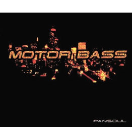 "Motorbass – Pansoul (25th Anniversary Edition) 2x12"""