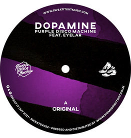 "Purple Disco Machine Feat. Eyelar – Dopamine 12"""