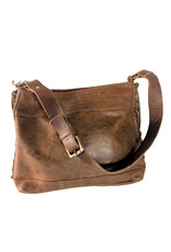 Anabaglish Anabaglish - Side Tie Shoulder Bag Walnut