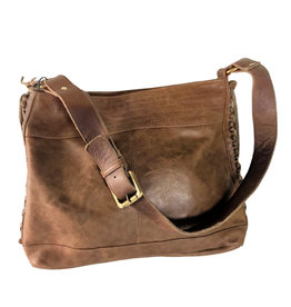 Anabaglish Anabaglish - Side Tie Shoulder Bag Walnut