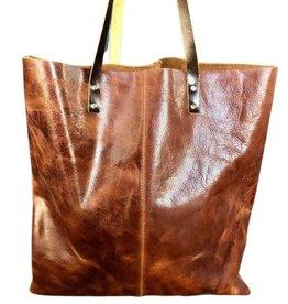 Kiko Leather Kiko - Classy Tote Bag- 729