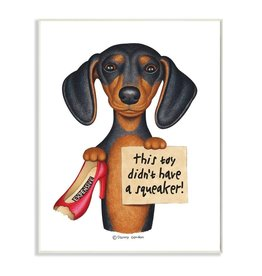 Stupell Industries Stupell Industries - Dachshund Wall Art