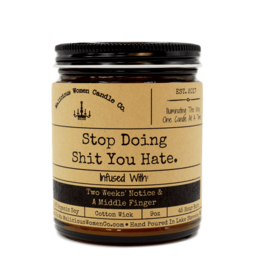 Stop Doing Shit You Hate