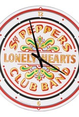 """Pretty Strong Beatles Sgt. Peppers 13.5"""" Wall Clock"""