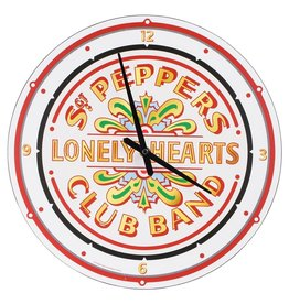 "Pretty Strong Beatles Sgt. Peppers 13.5"" Wall Clock"